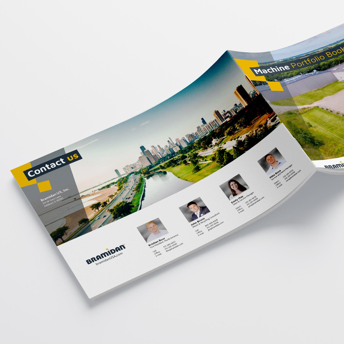Bramidan US - brochure