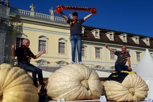 Europese weging Ludwigsburg 13-10-2019
