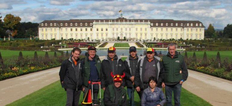 European weigh-off Ludwigsburg 2016