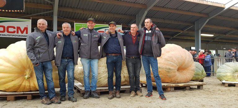 GPC Belgium weigh-off 2019