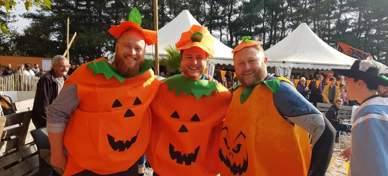 Pumpkin Regatta 2019