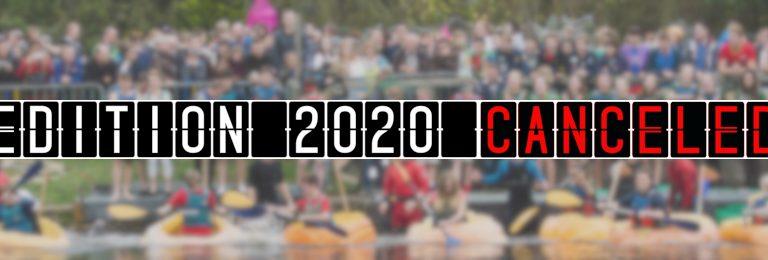 Pumpkin Regatta 2020 canceled