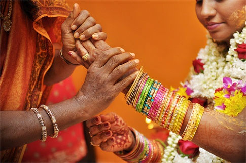 scientific reason for wearing bangles during seemantham