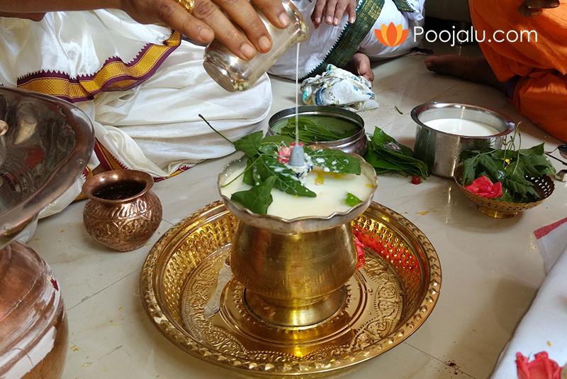 Rudrabhishekam Puja