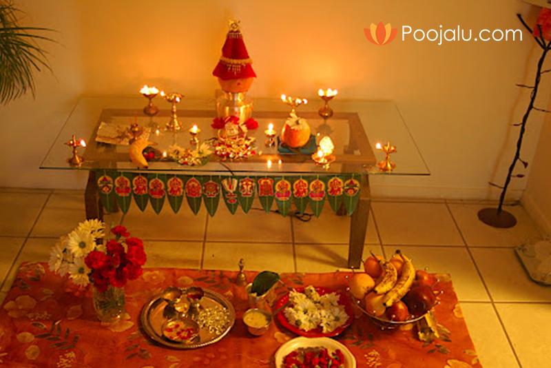 Varalakshmi Pooja Samagri Kit