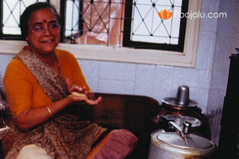 Brahmin Cook for Madi Vanta