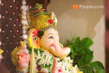 Ganesh Chaturthi Puja Online