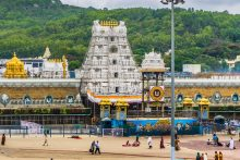 Pandits in Tirupati