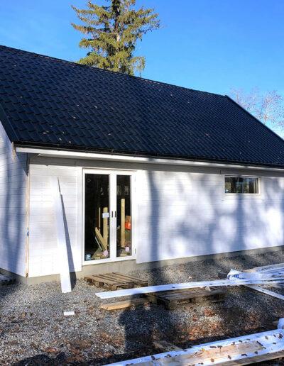Poppos AB - Utbyggnad i Kvicksund
