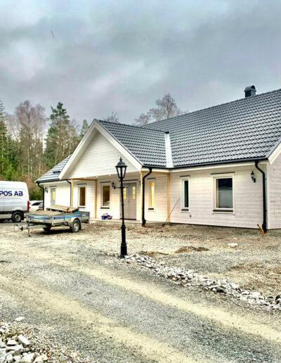 Poppos AB - Nyproduktion av villa