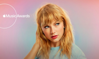 taylor swift apple music awards 2020