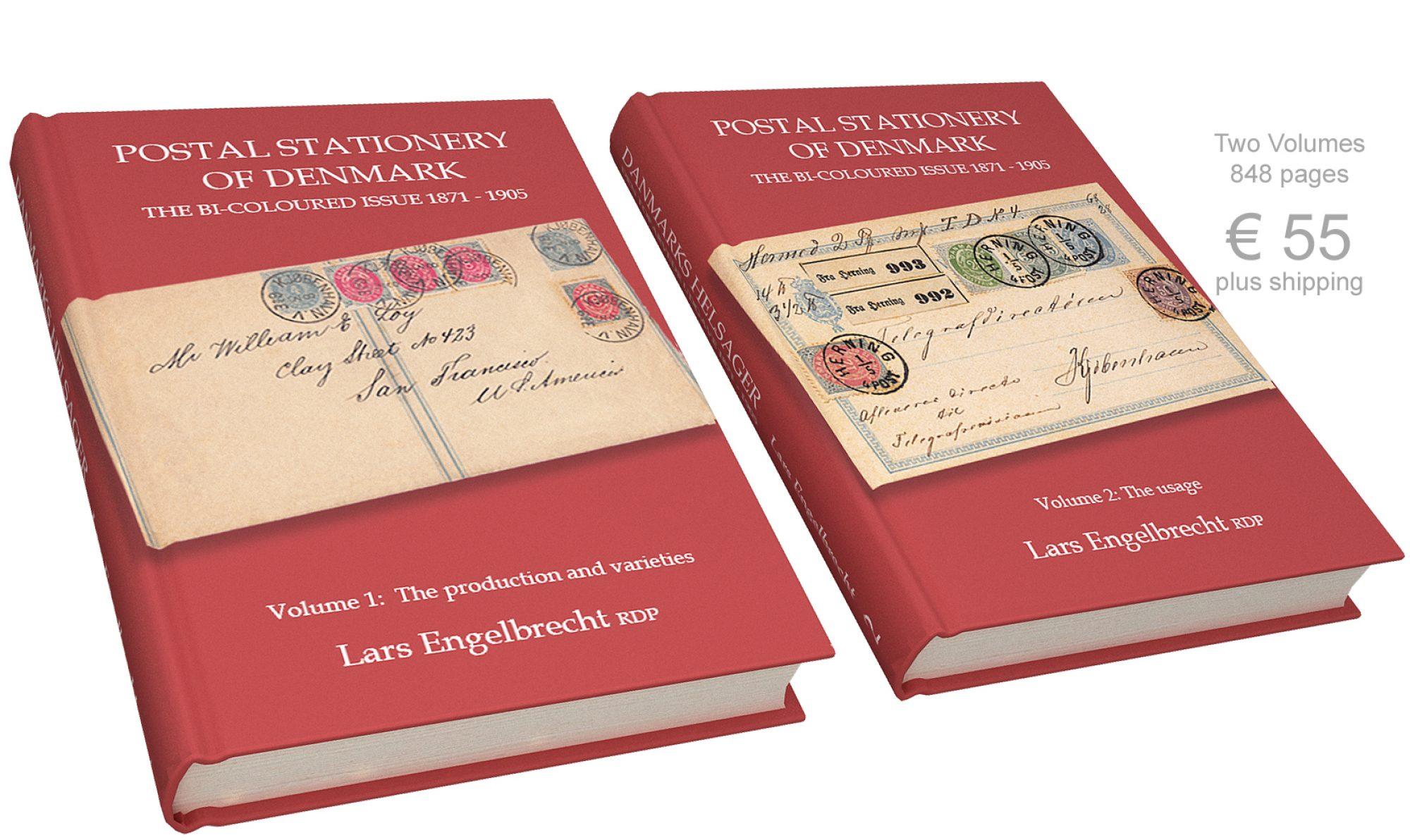Postal Stationery of Denmark