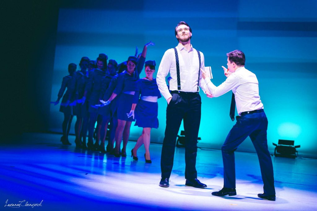 Catch Me If You Can - Bohemian Productions - Sceneshot 14