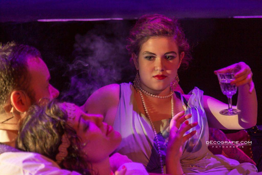 The Wild Party Bohemian Productions Kostuumontwerp Decorontwerp Ontwerp 35