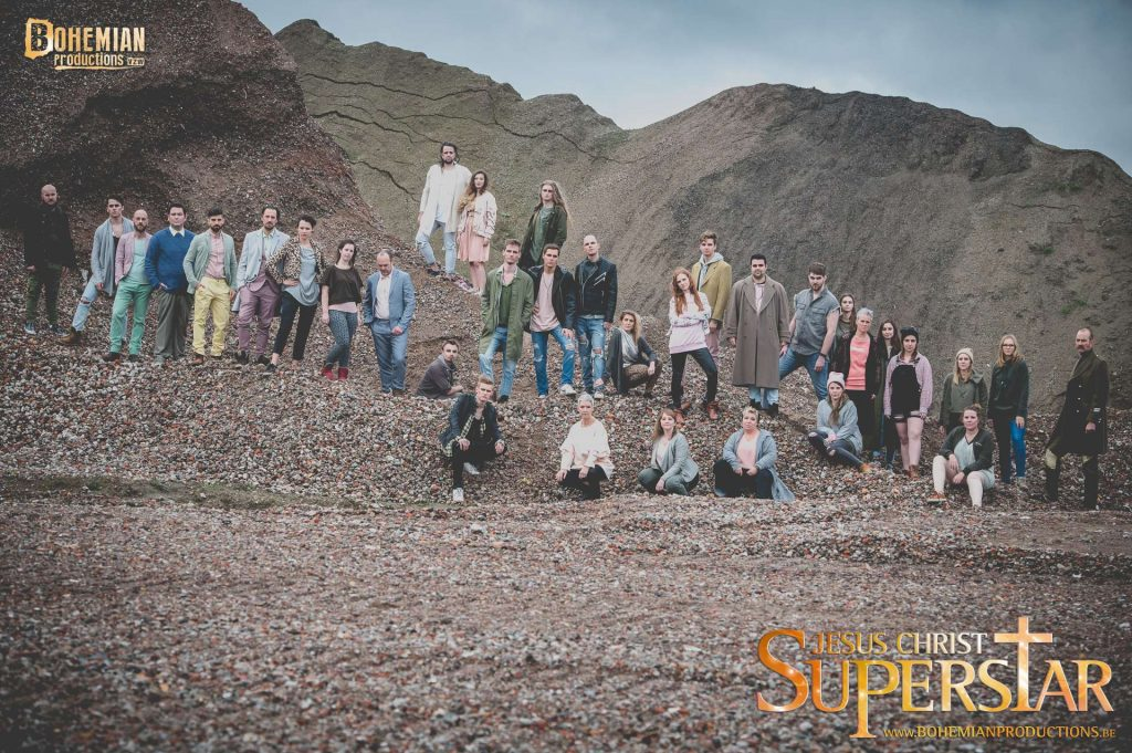 Jesus Christ Superstar - Bohemian Productions - Ensemble