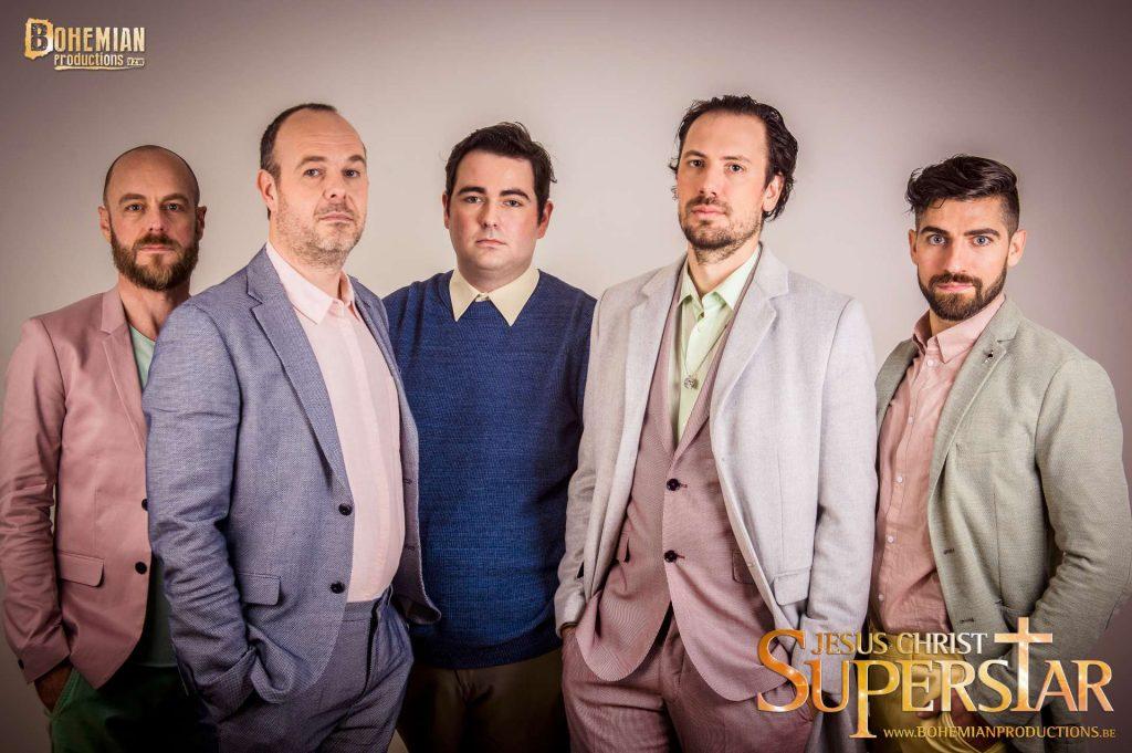 Jesus Christ Superstar - Bohemian Productions - Priesters