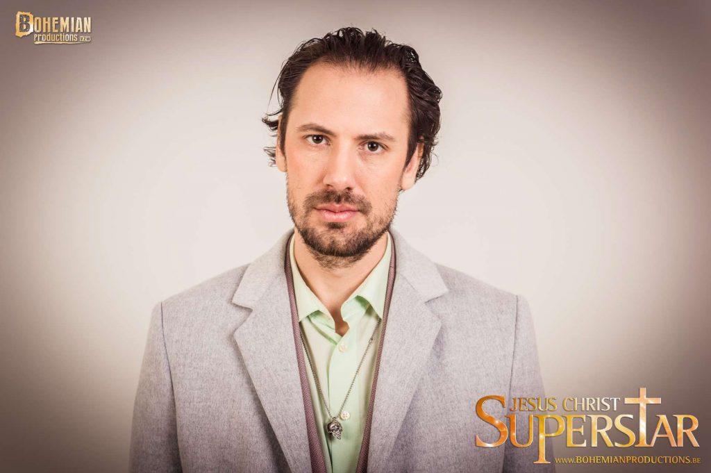 Jesus Christ Superstar - Bohemian Productions - Kajafas