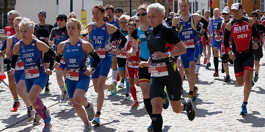 ITU World Championships OPEN RACE MEN & WOMEN