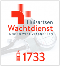 Wachtdienst logo