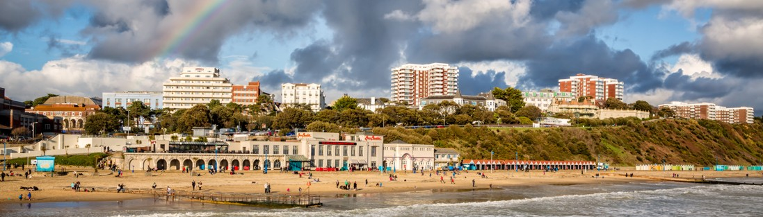 Boscombe Beach Bournemouth