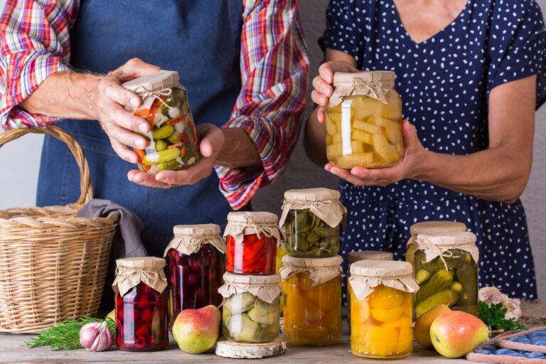 como conservar los alimentos correctamente