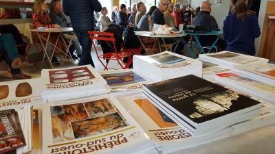 Salon du livre préhistorique – La Chapelle-aux-Saints – 27 et 28 avril 2019