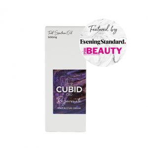 CUBID Rejuvenate Stay Active Cream 500mg 100ml
