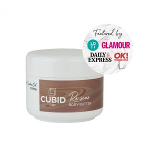 CUBID Rescue Body Butter 500mg 100ml