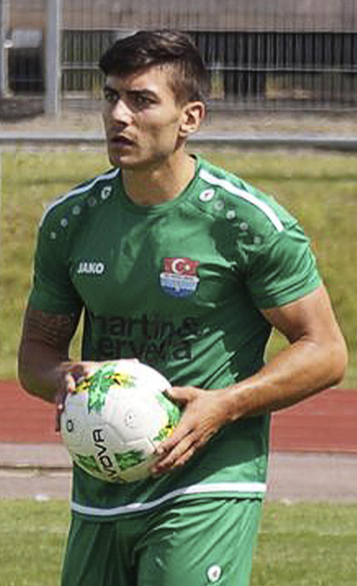 7. Filip Naumcevski