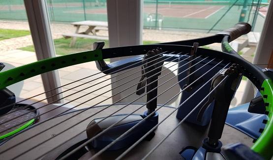 racket stringing