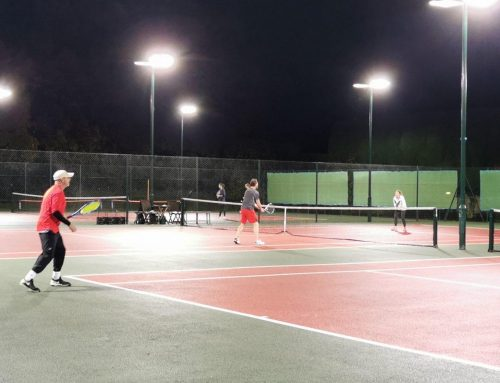New-look Friday nights at Prestwood Tennis Club: welcome to the PFL