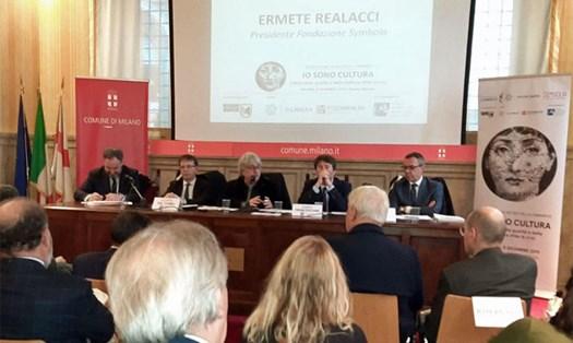 Cultura e creatività in Italia muovono 265,4 miliardi di euro