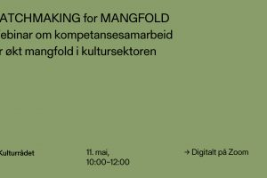 Matchmaking for mangfold