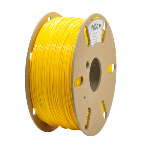PriGo PLA filament - Gul