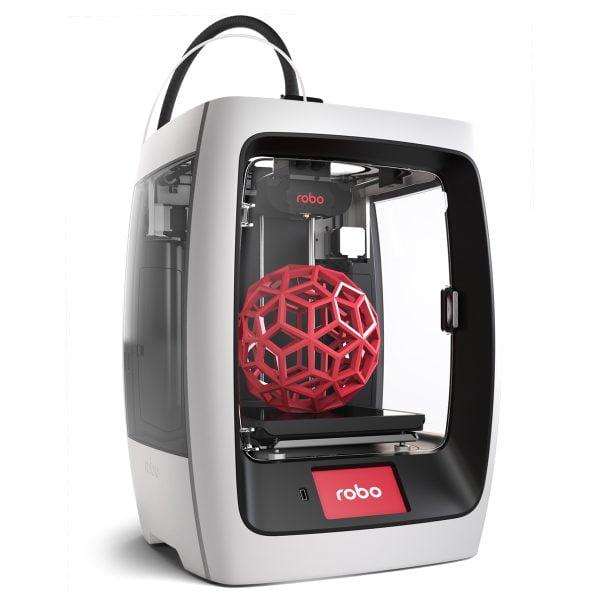 Robo R2 3D printer