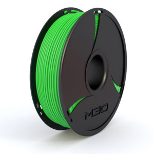 M3D filament ABS Shamrock Green