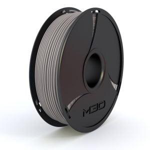 M3D filament ABS Titanium Silver
