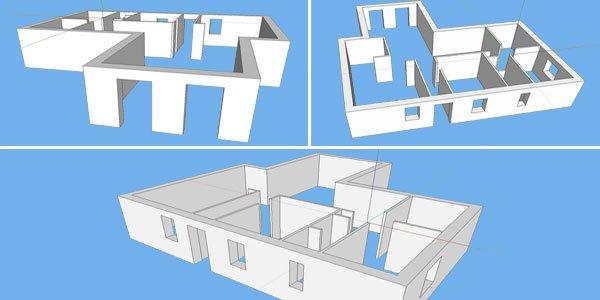 3D tegne progam
