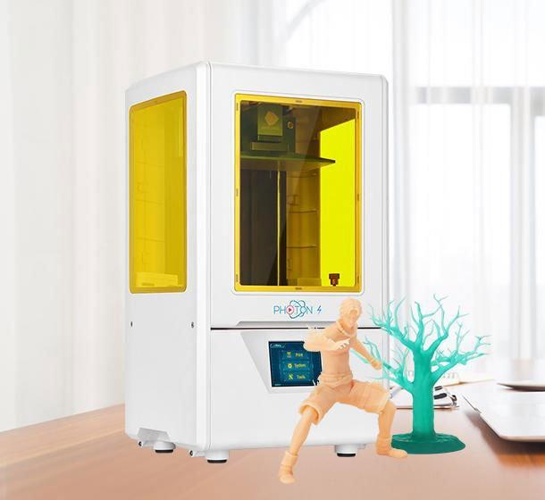 PHOTON-S-3D-printer
