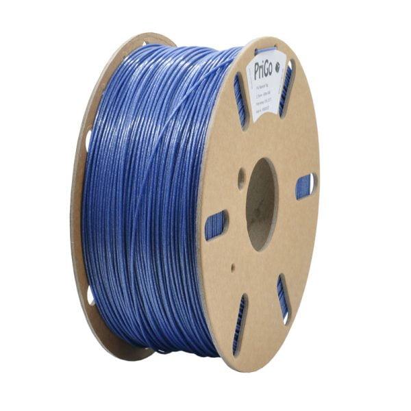 PriGo PLA filament Glitter Blå