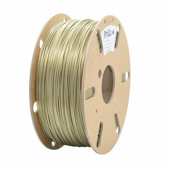 PriGo PLA filament Glitter Guld