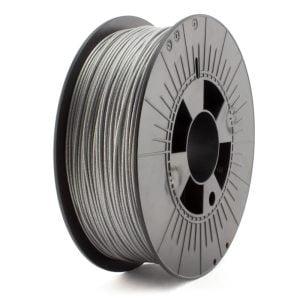 PriGo PLA filament Glitter Sølv
