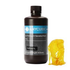Anacubic Resin 1L - Gul