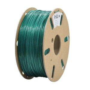 PriGo PLA filament - Glitter grøn
