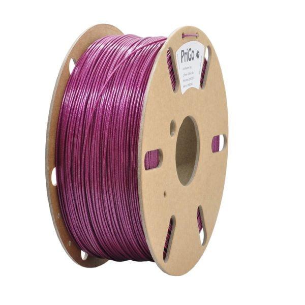 PriGo PLA filament Glitter Lilla
