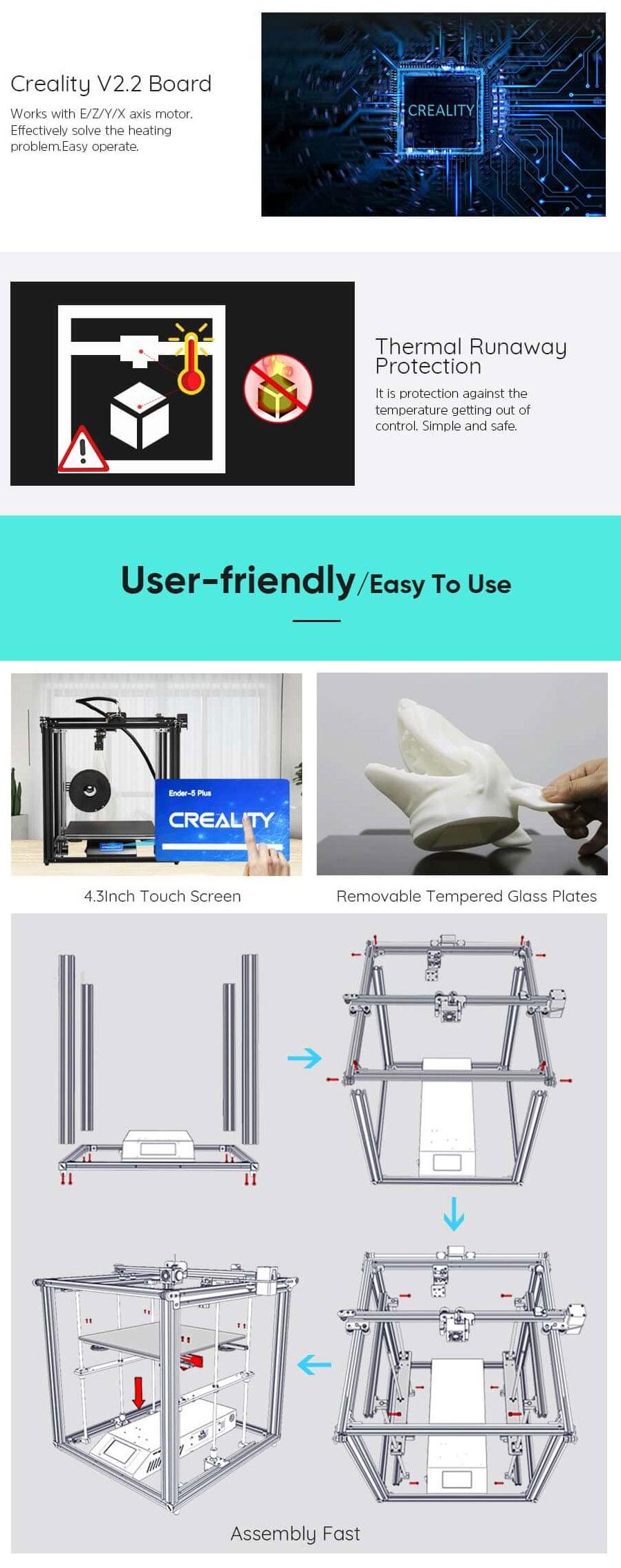 Ender-5 Plus presentation6
