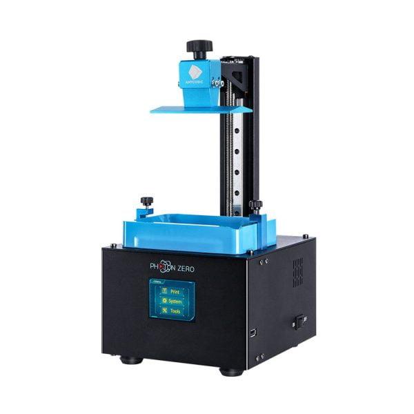 Anycubic-Photon-Zero-LCD-3D-printer åben