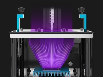 Anycubis Photon Zero UV modul