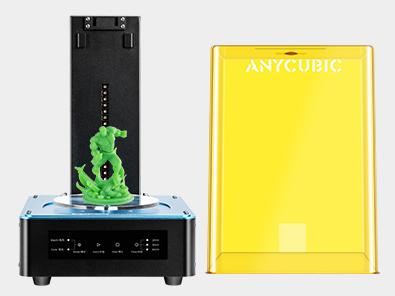 Anycubic Wash & Cure auto pause