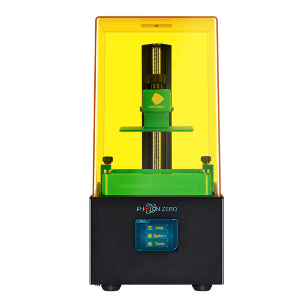 anycubic photon zero LCD 3d-printer